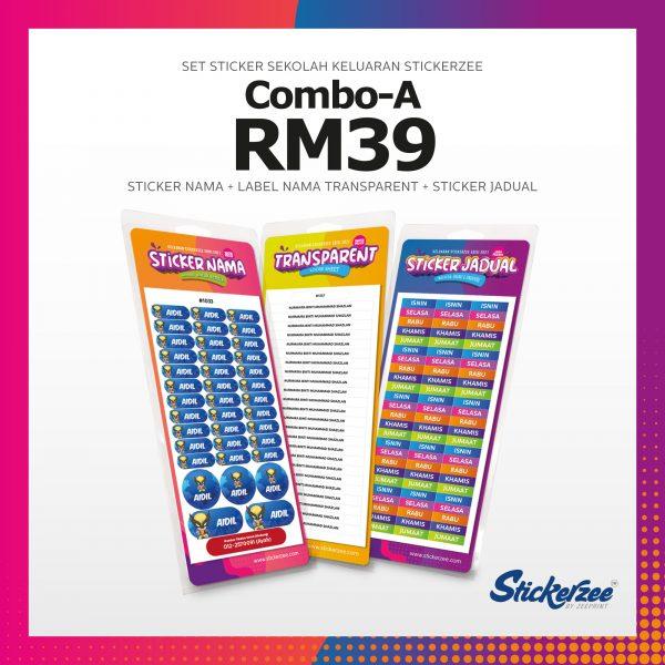 Set-Combo-A-Sticker-Sekolah